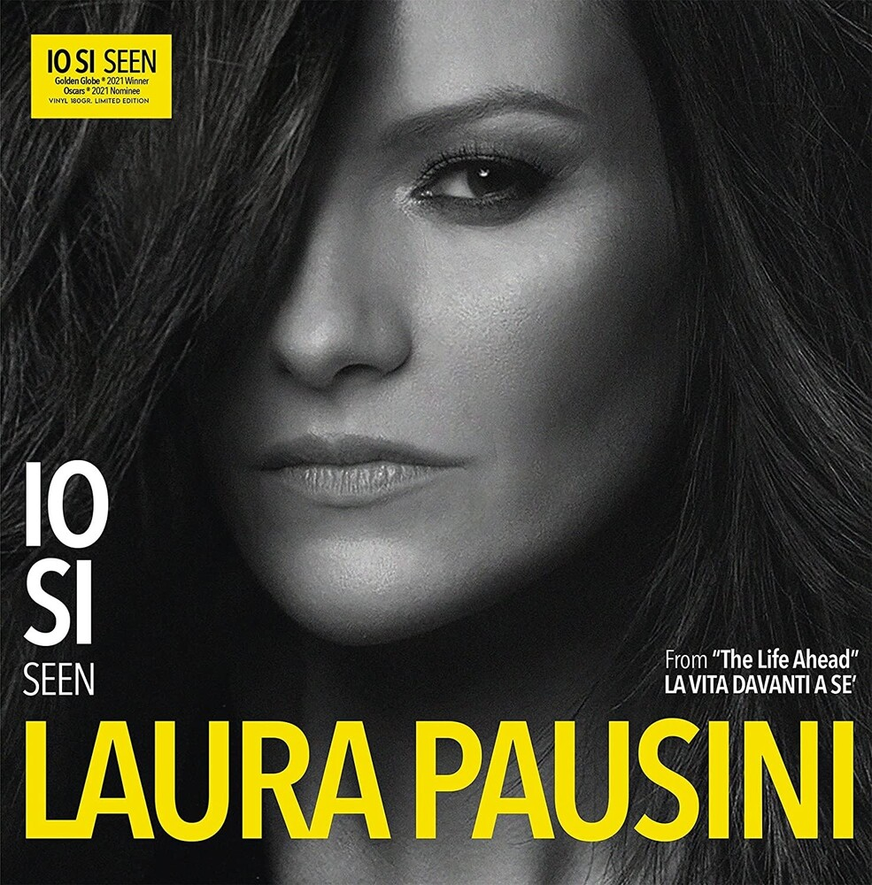 Laura Pausini - Lo Si (Seen) [Limited Edition] (Ylw) (Ita)