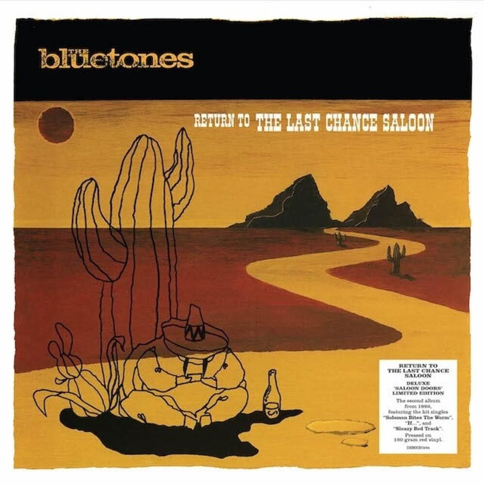 Bluetones - Return To The Last Chance Saloon [Colored Vinyl] [180 Gram] (Uk)