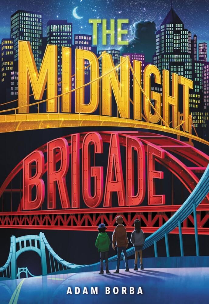 Adam Borba - Midnight Brigade (Hcvr)