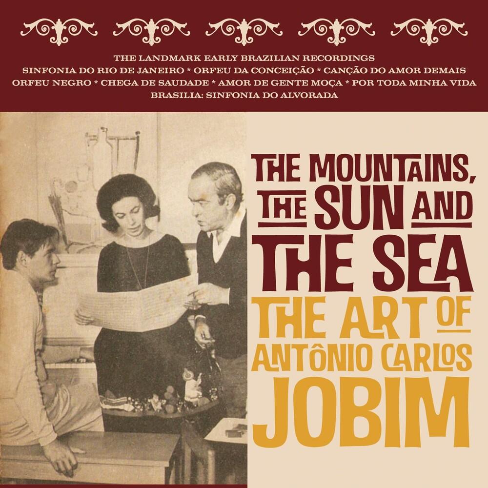 Mountains The Sun & The Sea: Art Of Antonio Carlos - Mountains The Sun & The Sea: Art Of Antonio Carlos