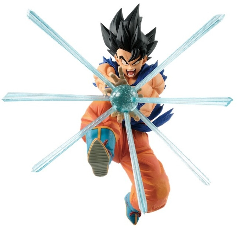 - Dragon Ball Z G X Materia The Son Goku Figure