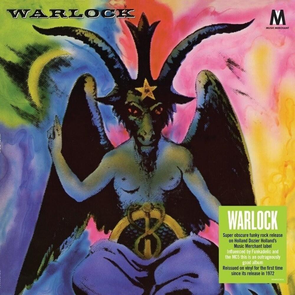 Warlock - Warlock (Blk) (Ofgv) (Uk)