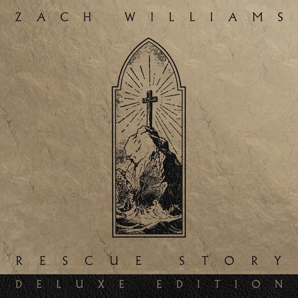 Zach Williams - Rescue Story [Deluxe]