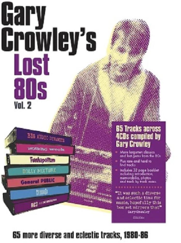 Gary Crowley's Lost 80s Vol 2 / Various - Gary Crowley's Lost 80s Vol 2 / Various (Box) (Uk)