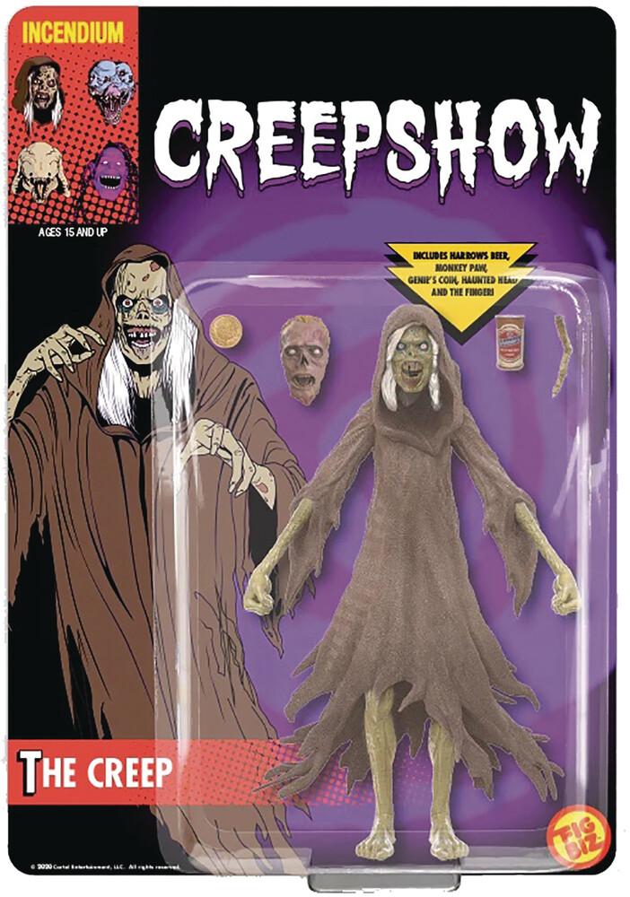 - Creepshow 'the Creep' Figbiz Action Figure (Afig)
