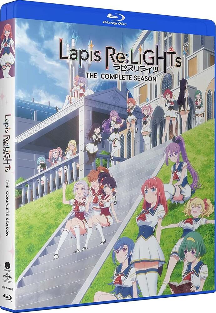 Lapis Re:Lights: The Complete Season - Lapis Re:Lights: The Complete Season (2pc) / (2pk)