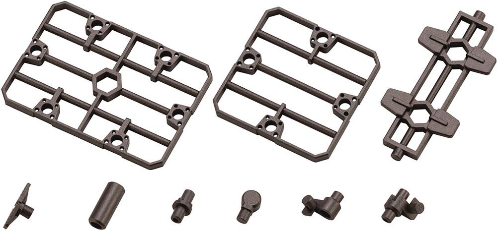 - Hexa Gear - Block Base 07 Fence Plate Option (Fig)
