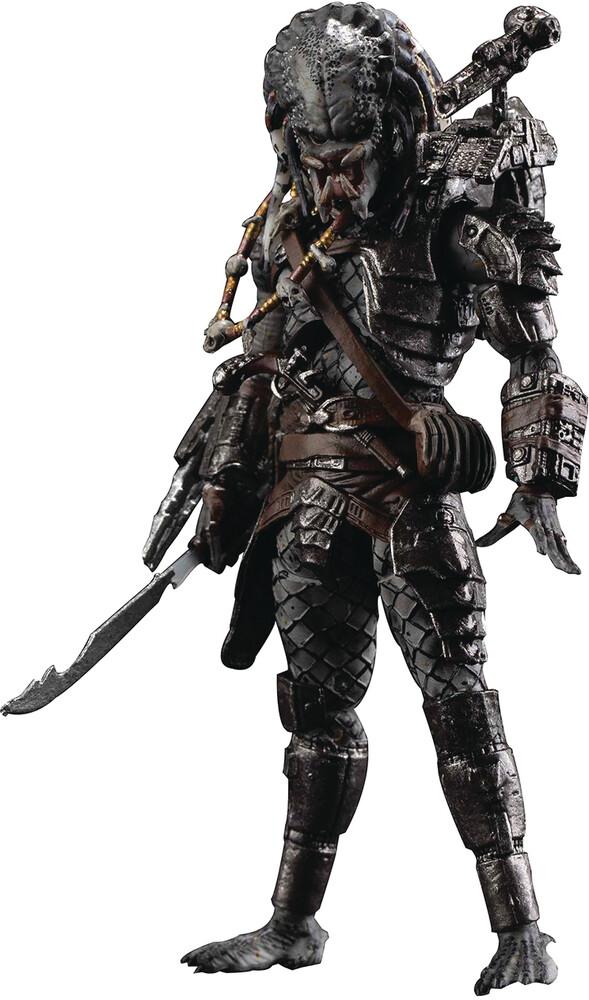 - Predator 2 Elder Predator V2 1/18 Reissue Ver