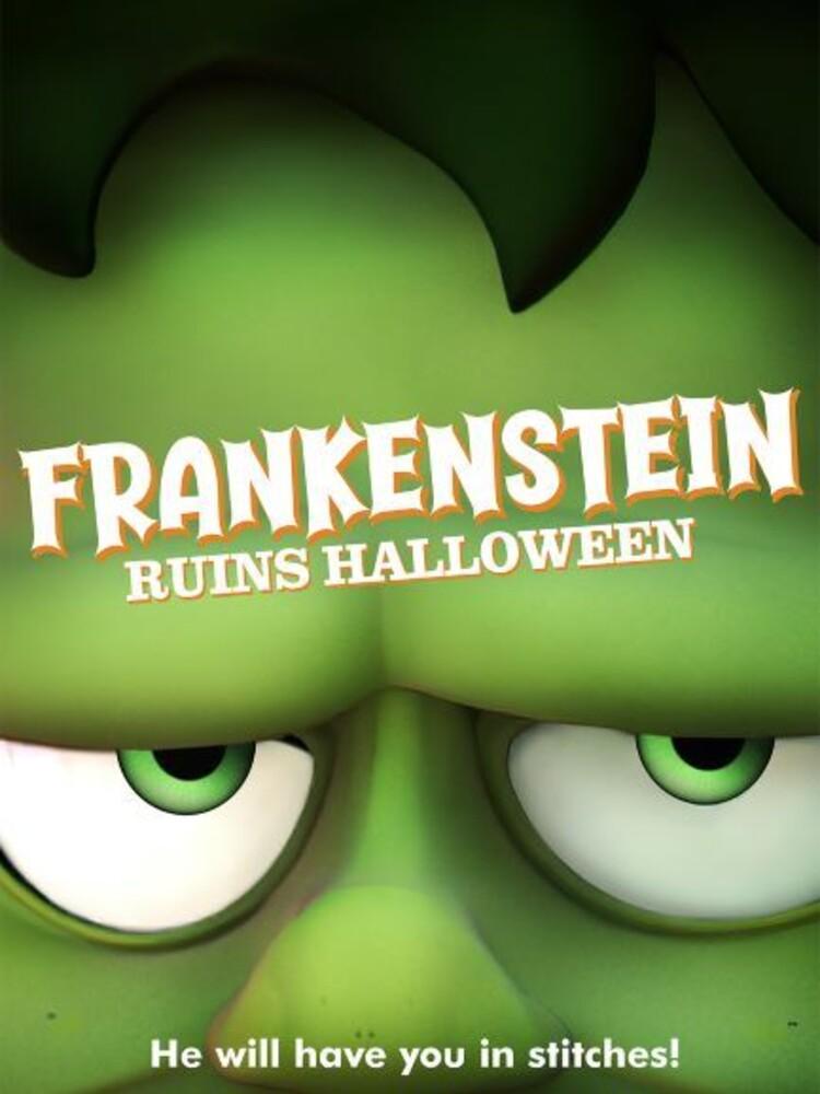 Victor Merchan - Frankenstein Ruins Halloween