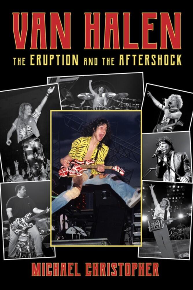 Michael Christopher - Van Halen (Ppbk)