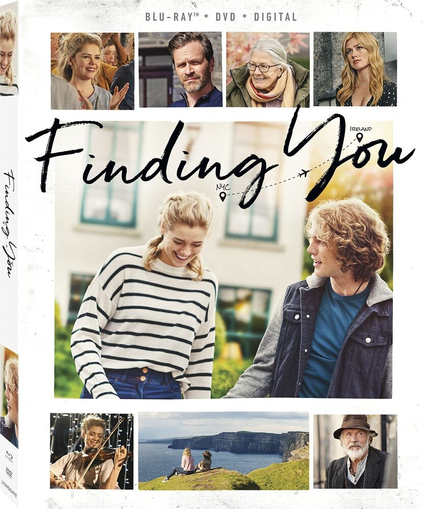 - Finding You