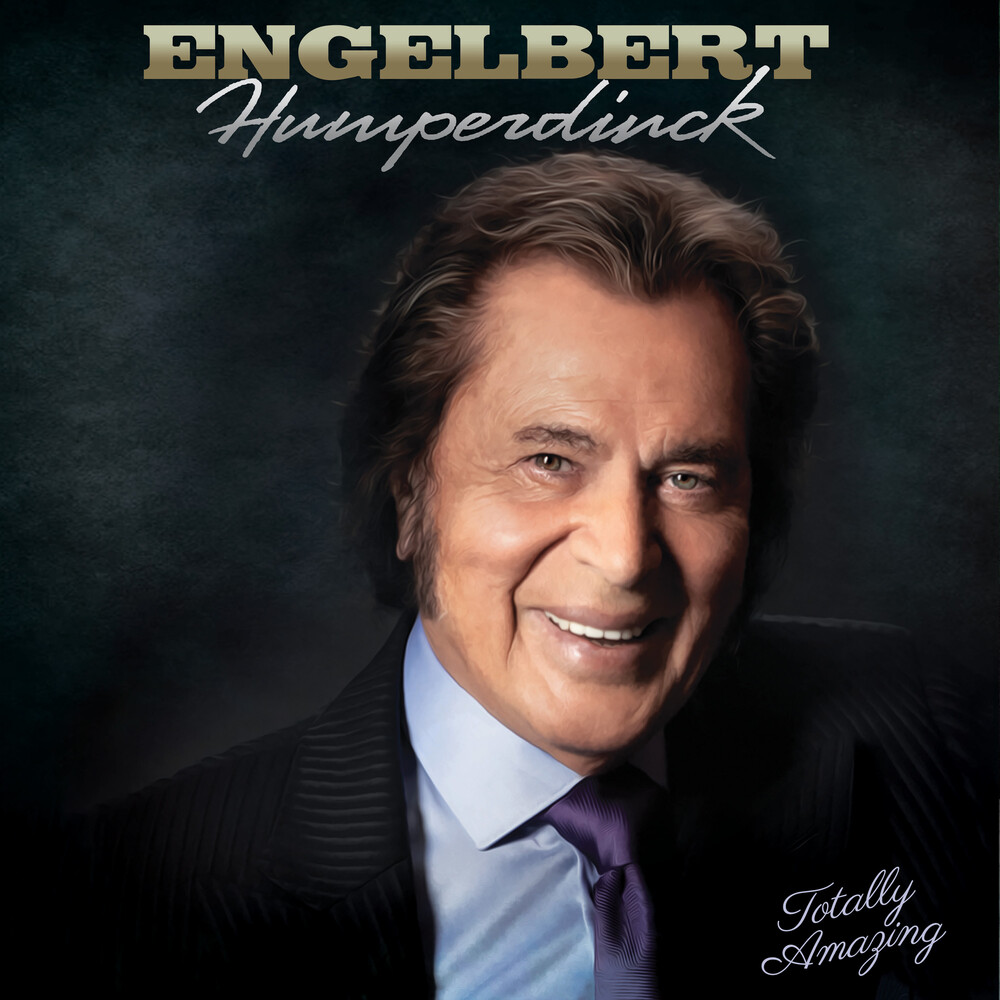 Engelbert Humperdinck - Totally Amazing (Metallic Gold Vinyl) [Colored Vinyl] (Gol)