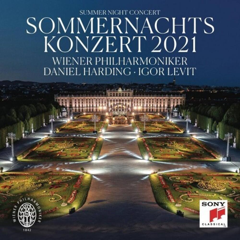 Harding, Daniel / Wiener Philharmoniker - Summer Night Concert 2021