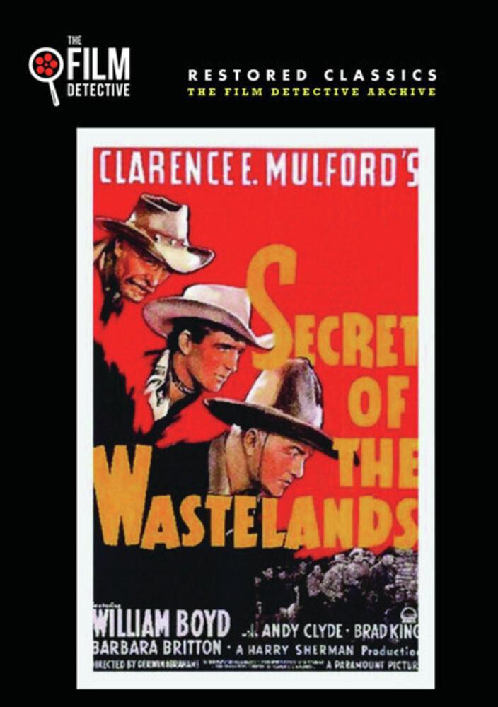 - Secrets Of The Wasteland / (Mod Rstr)