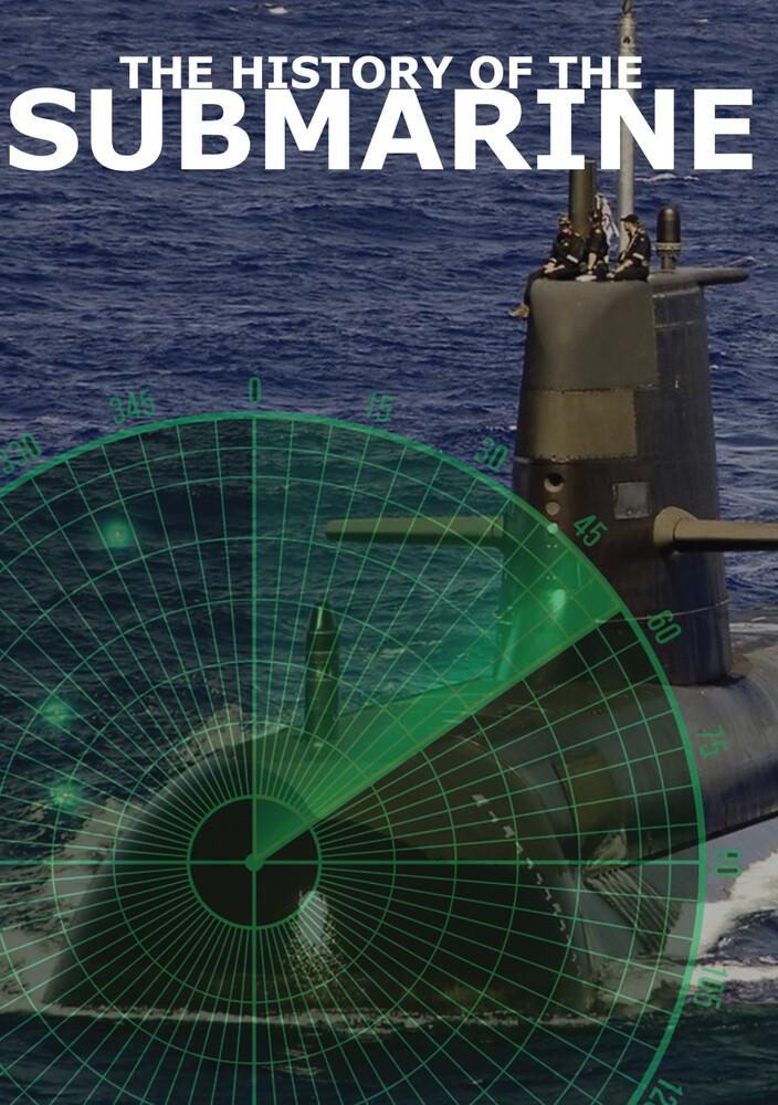 History of the Submarine - History Of The Submarine / (Mod)