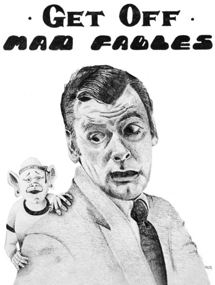 Mad Fables - Get Off [Reissue]