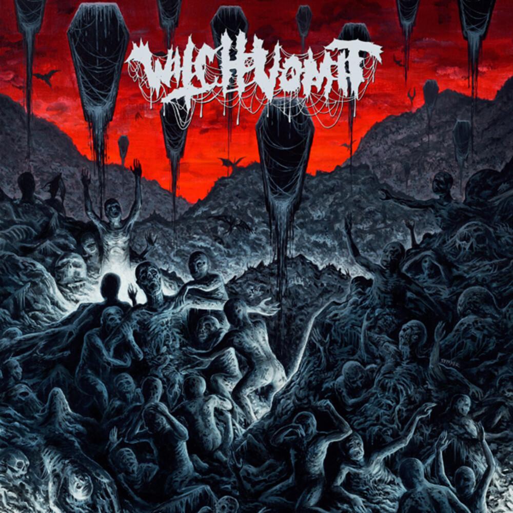 Witch Vomit - Abhorrent Rapture