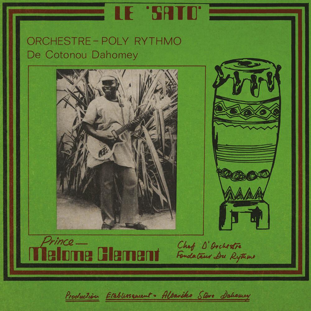 T.P. Orchestre - Poly Rythmo De Cotonou - Le Sato