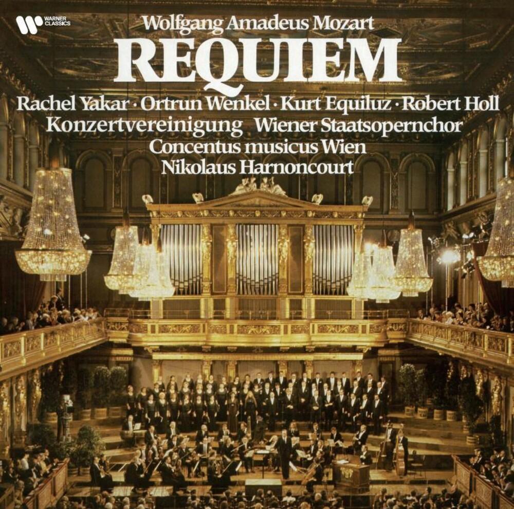 Nikolaus Harnoncourt  / Concentus Musicus Wien - Mozart: Requiem