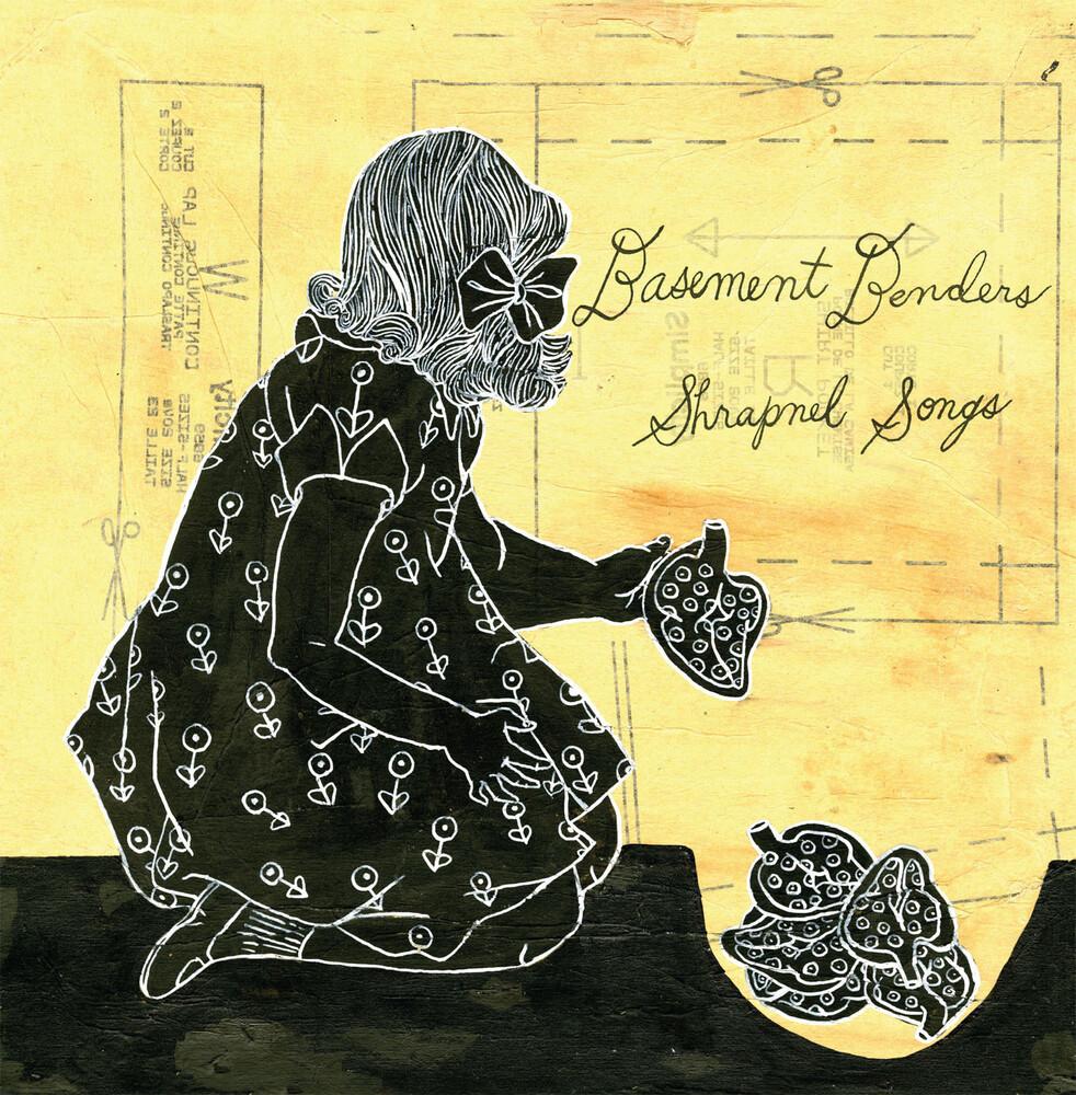 Basement Benders - Shrapnel Songs