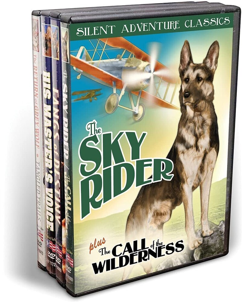 Wonder Dogs of the Silent Screen - Wonder Dogs Of The Silent Screen