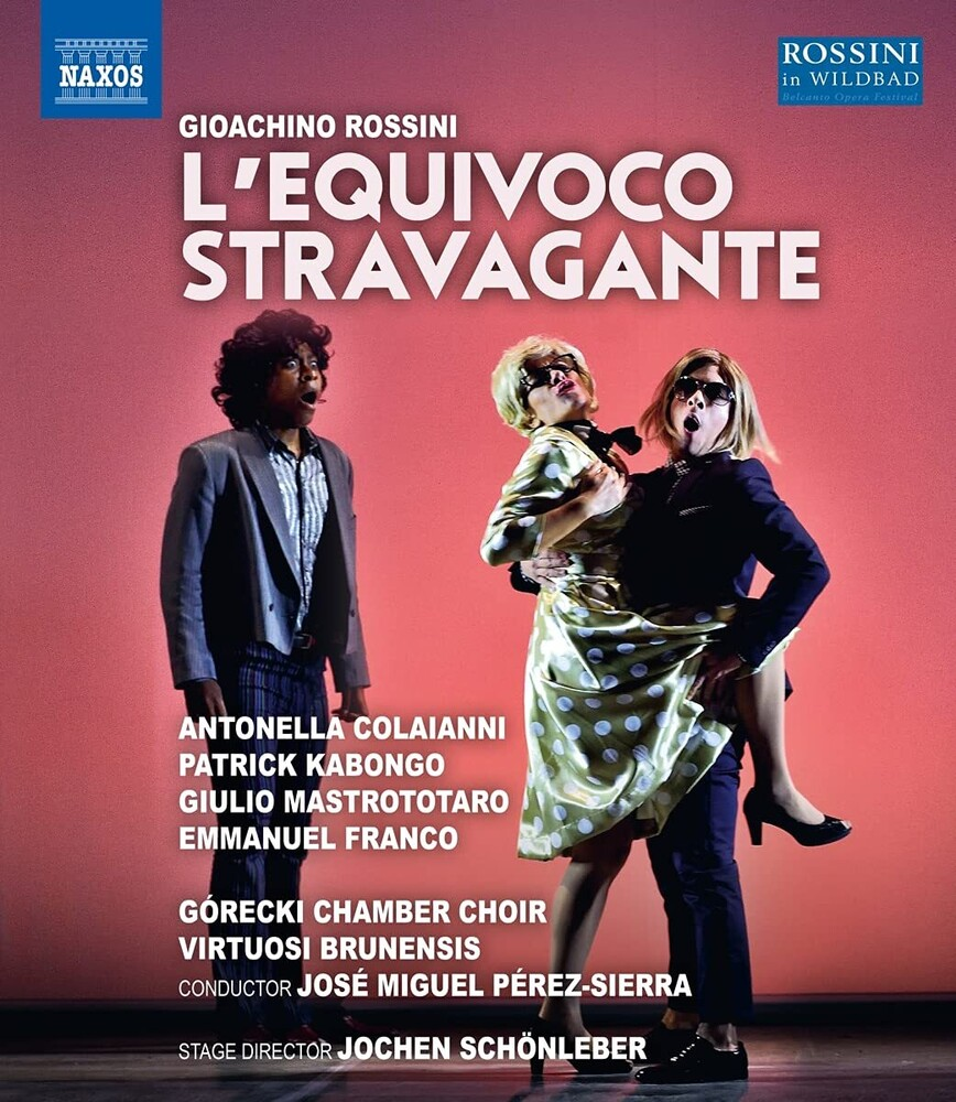 Rossini / Gorecki Chamber Choir - L'equivoco Stravagante