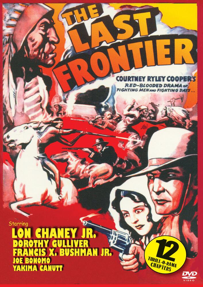 Last Frontier - Last Frontier