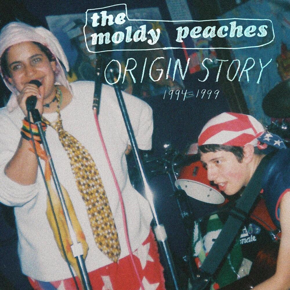 Moldy Peaches - Origin Story: 1994-1999