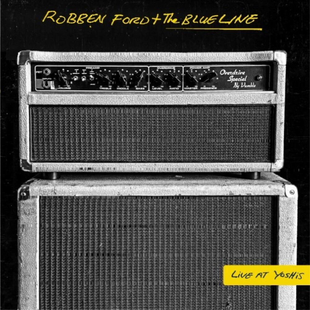 Rodden Ford  & The Blue Line - Live At Yoshi's (Uk)