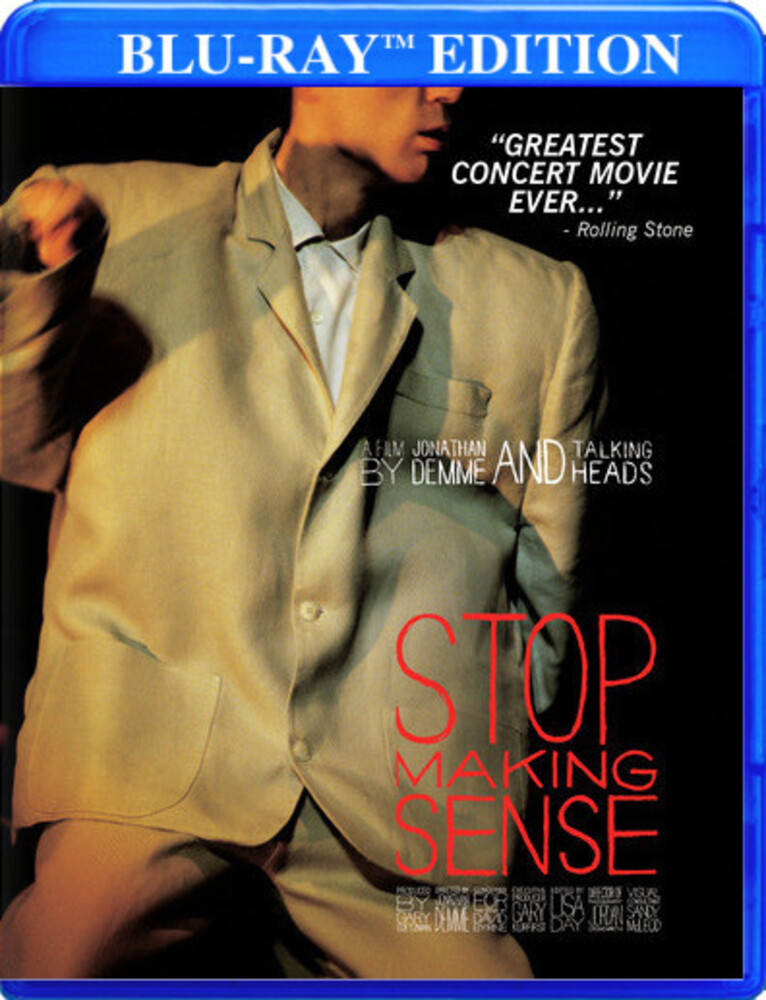 Talking Heads - Talking Heads: Stop Making Sense
