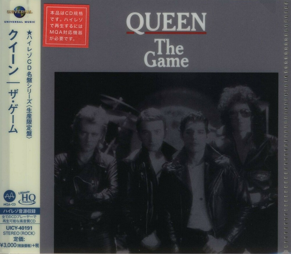 Queen - The Game [Import Limited Edition]