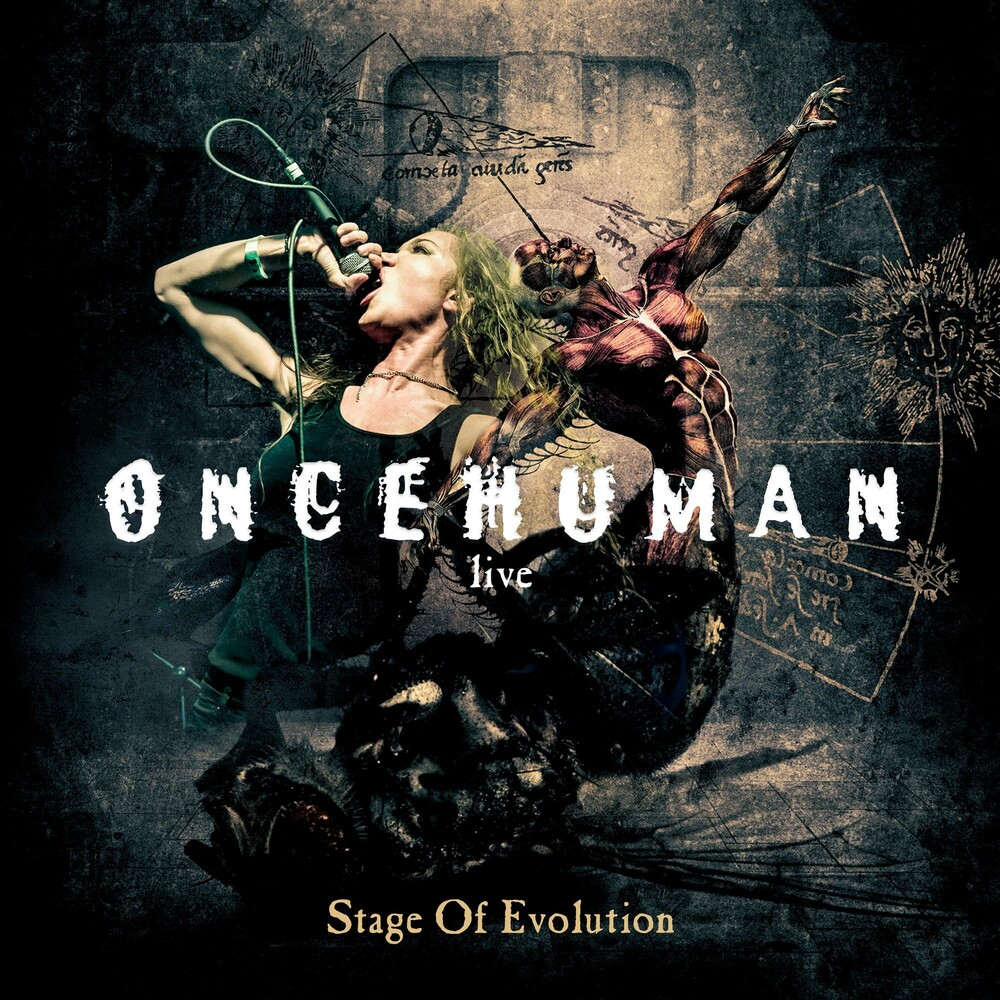 Once Human - Stage Of Evolution