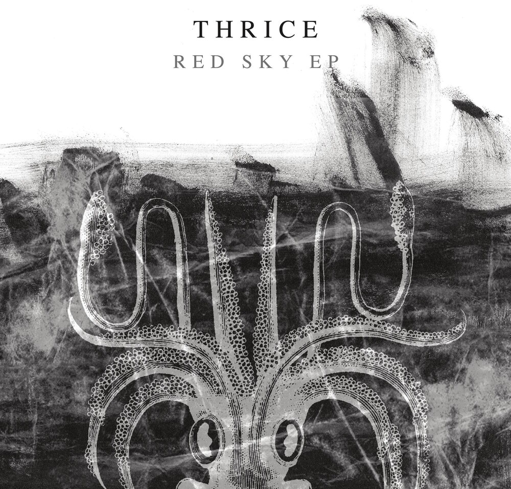 Thrice - Red Sky EP [Limited Edition Smoke Vinyl]