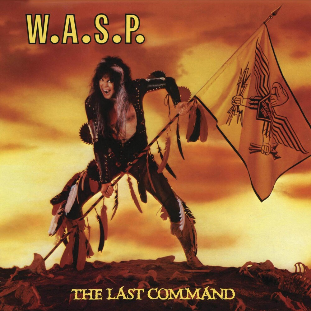 Wasp - Last Command