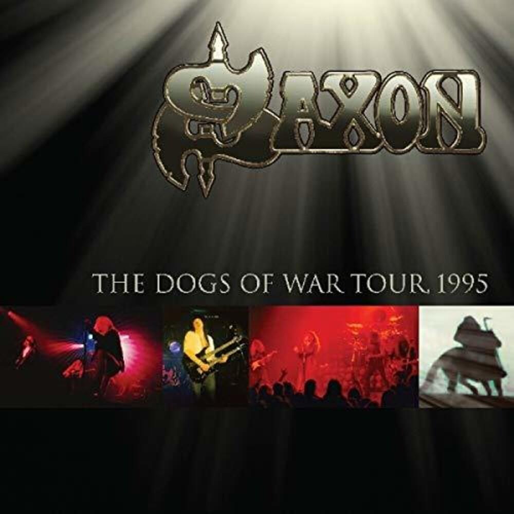 Saxon - Dogs Of War Tour: 1995 [Colored Vinyl]