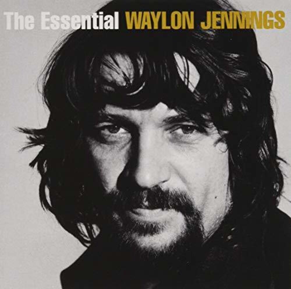 Waylon Jennings - Essential Waylon Jennings (Gold Series) (Aus)