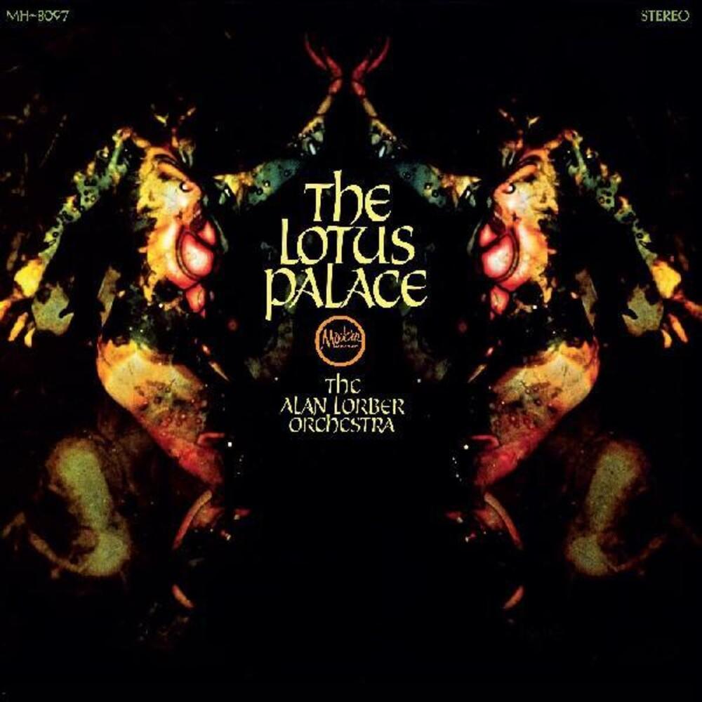 Alan Lorber Orchestra - Lotus Palace (Gol)