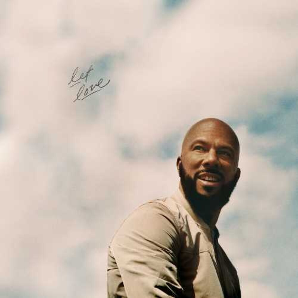 Common - Let Love [LP]