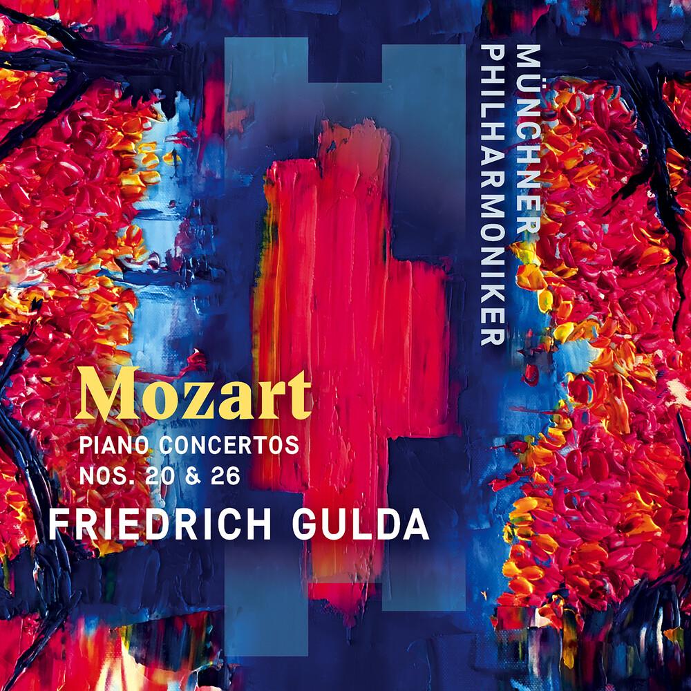 Mozart / Friedrich Gulda / Munich Philharmonic - Mozart: Piano Concertos 20 & 26 (Uk)