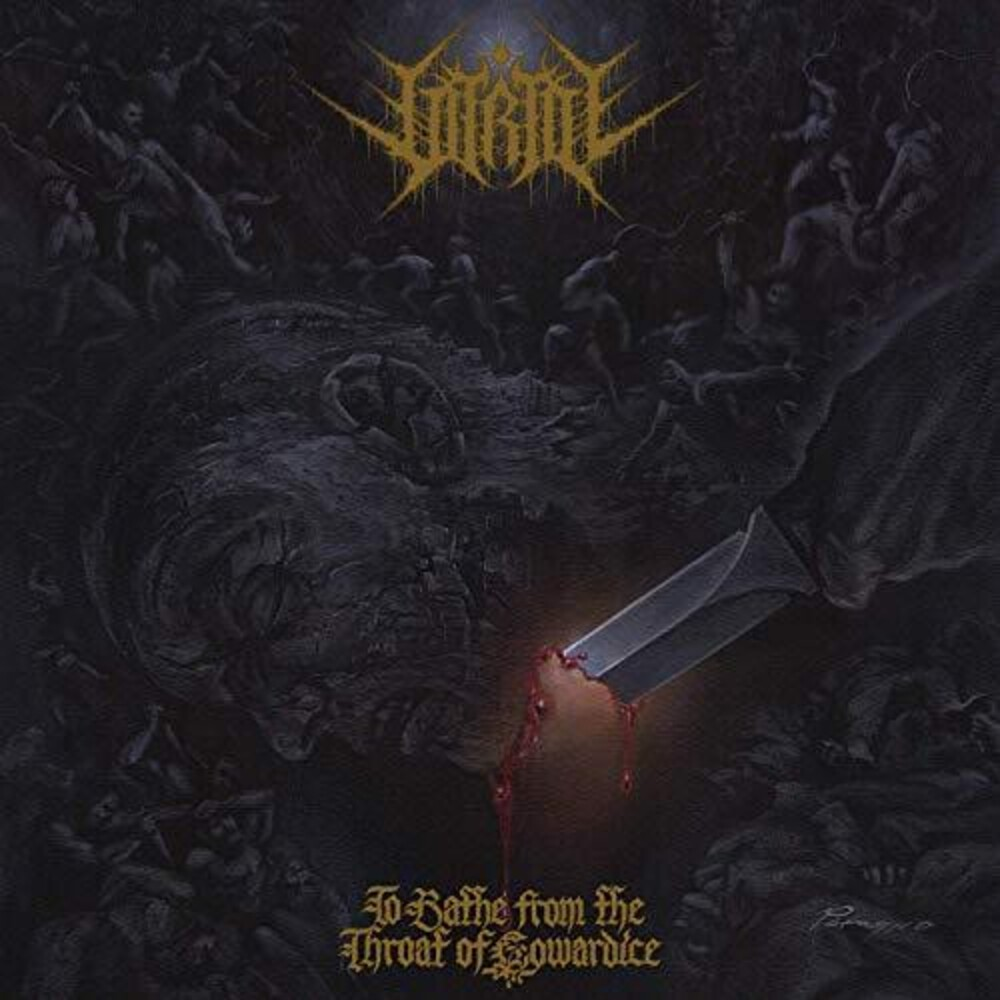 Vitriol - To Bathe From The Throat Of Cowardice (Ltd. CD Digipak)
