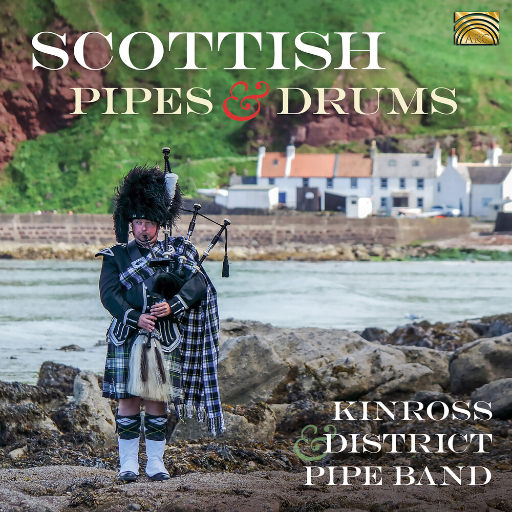 Scottish Pipes & Drums / Various - Scottish Pipes & Drums