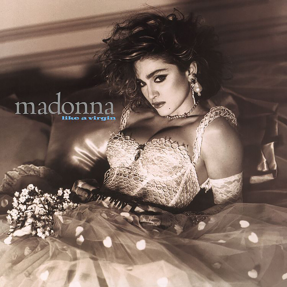 Madonna - Like A Virgin [Clear LP]