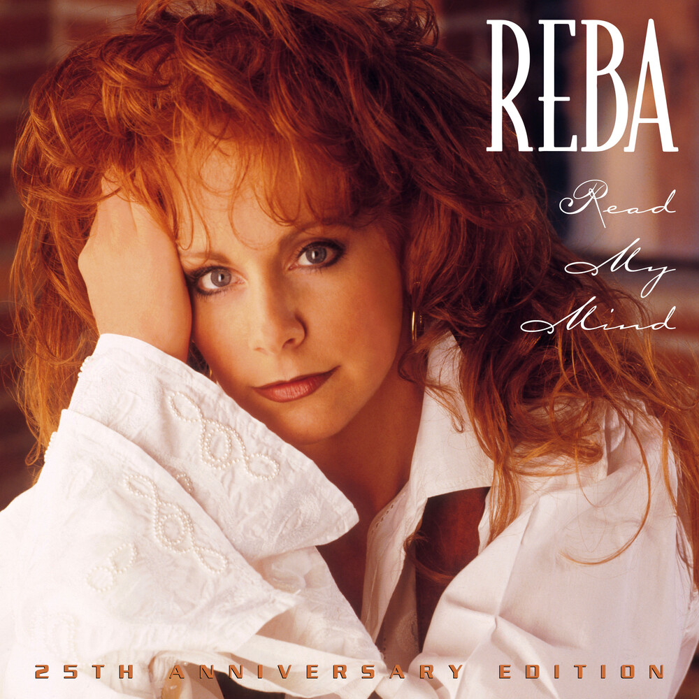 Reba Mcentire - Read My Mind: 25th Anniversary Edition [LP]
