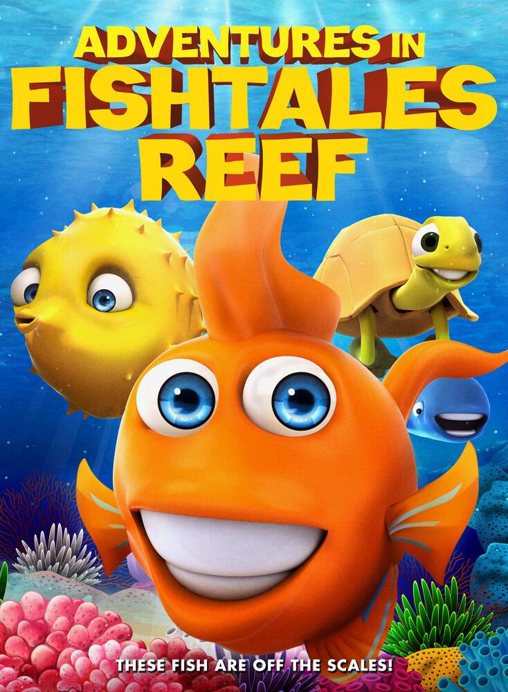 - Adventures In Fishtale Reef