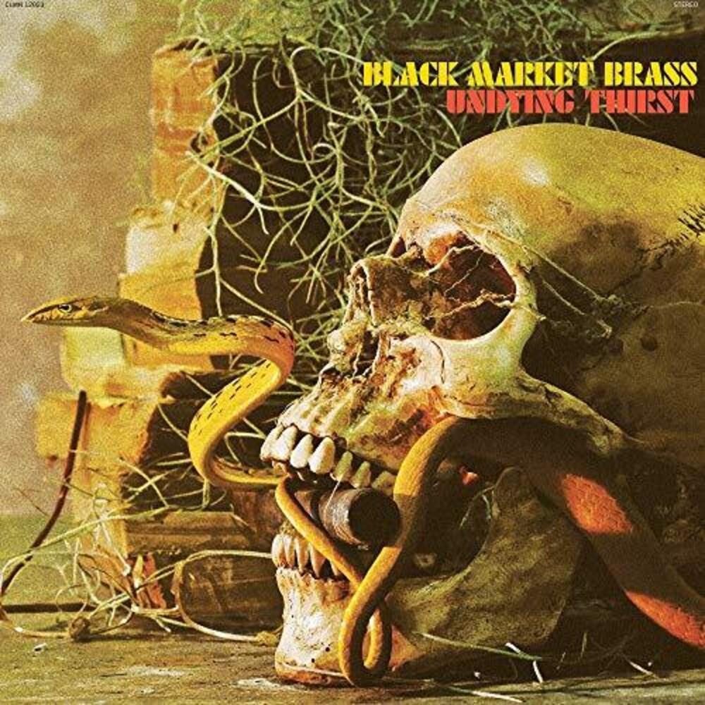 Black Market Brass - Undying Thirst (Color Vinyl) (Gol)