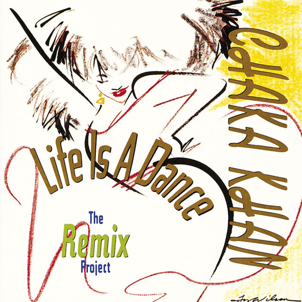 Chaka Khan - Life Is A Dance [Import]