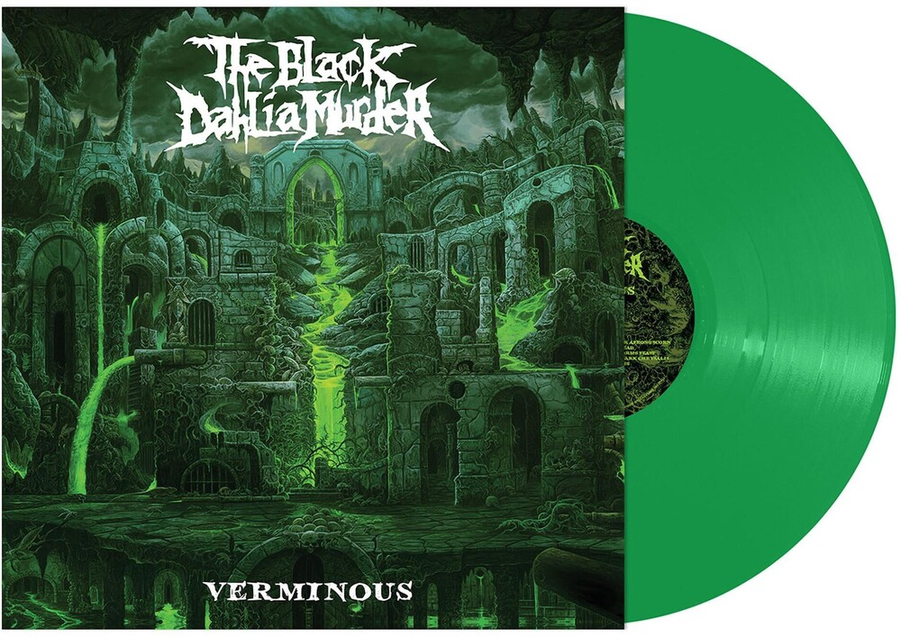 The Black Dahlia Murder - Verminous [Indie Exclusive Limited Edition Vines of Neon Green Hatred LP]