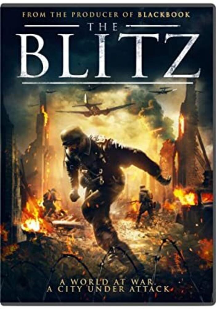 Blitz, the DVD - The Blitz