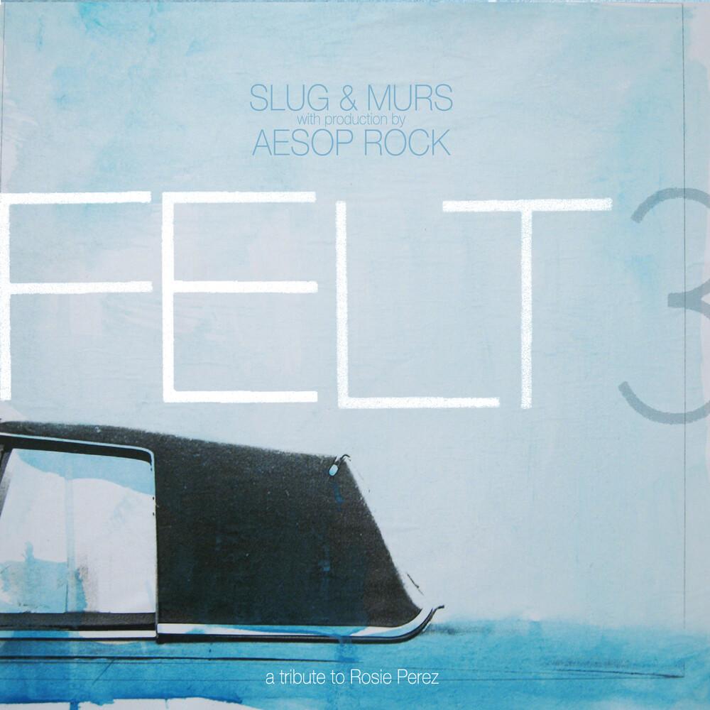 Felt - Felt 3: A Tribute To Rosie Perez (Colv) (Pict)