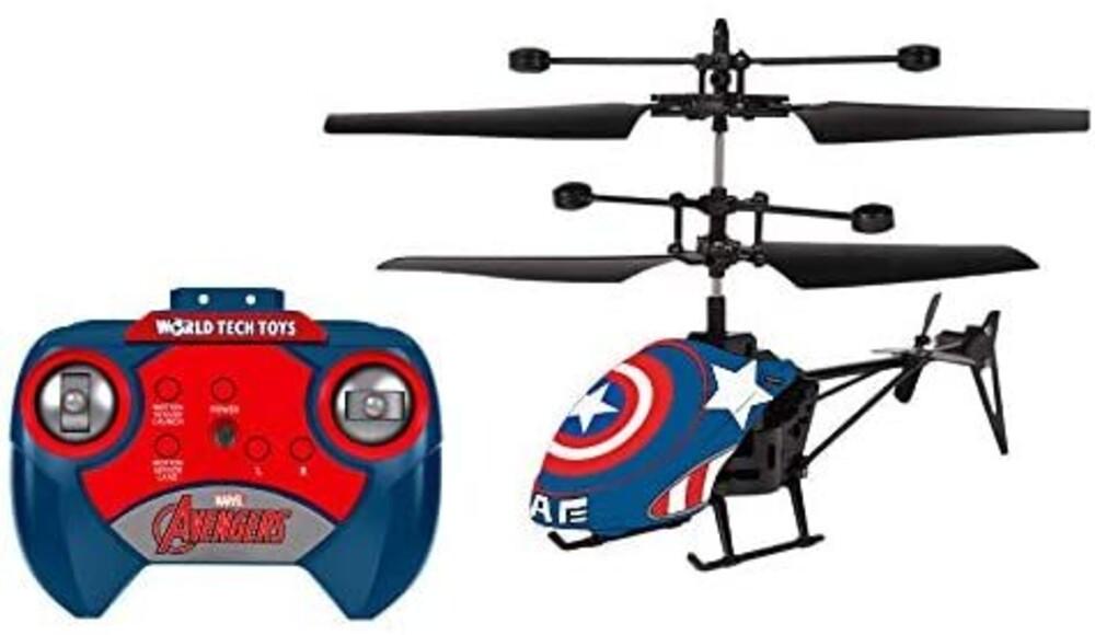 Ir Helicopter - Marvel Captain America 2ch IR Helicopter (Marvel, Avengers Captain, America)
